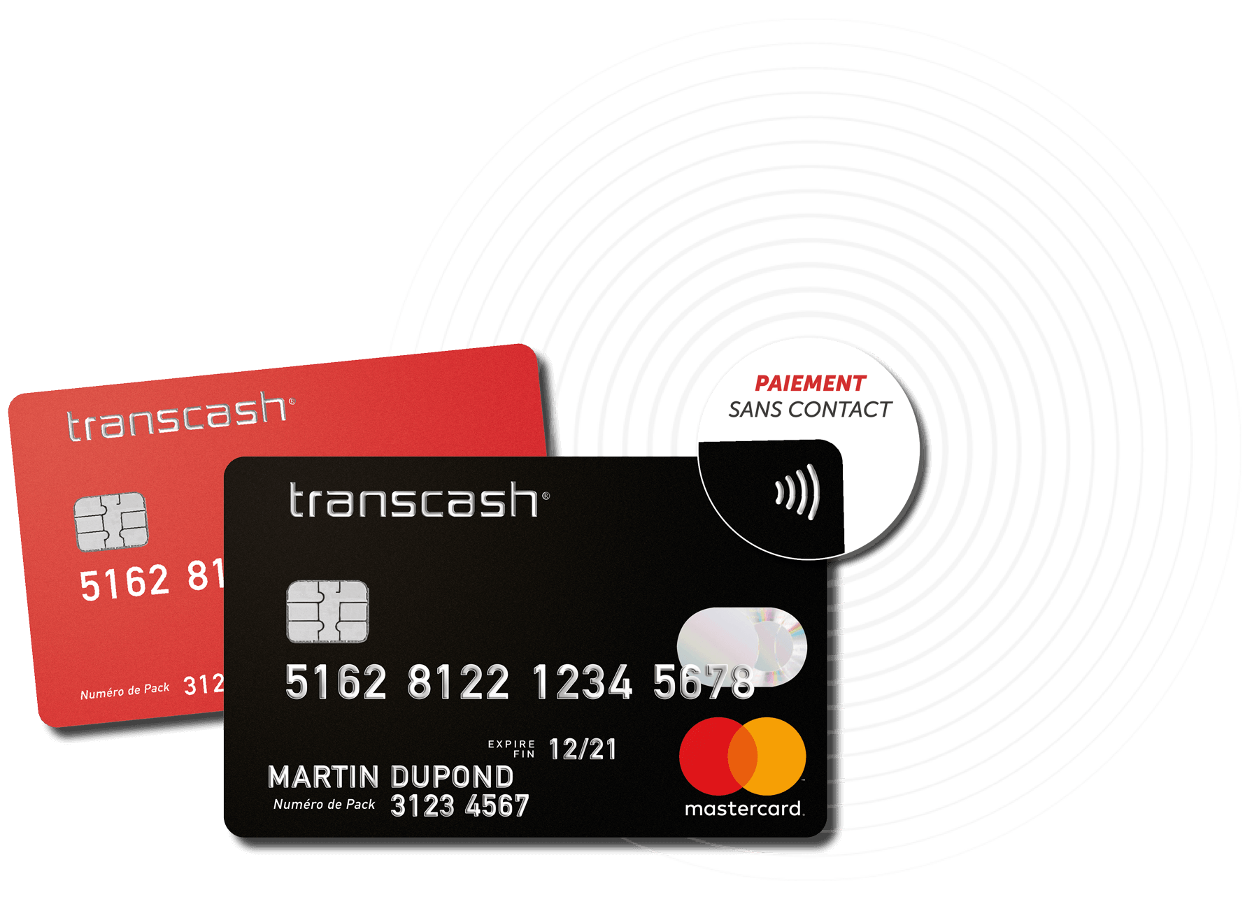 application transcash mastercard